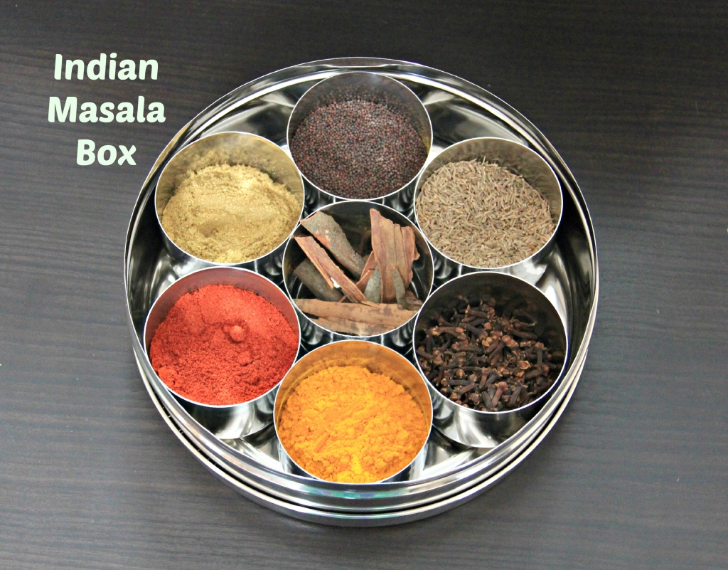 Indian Masala Box