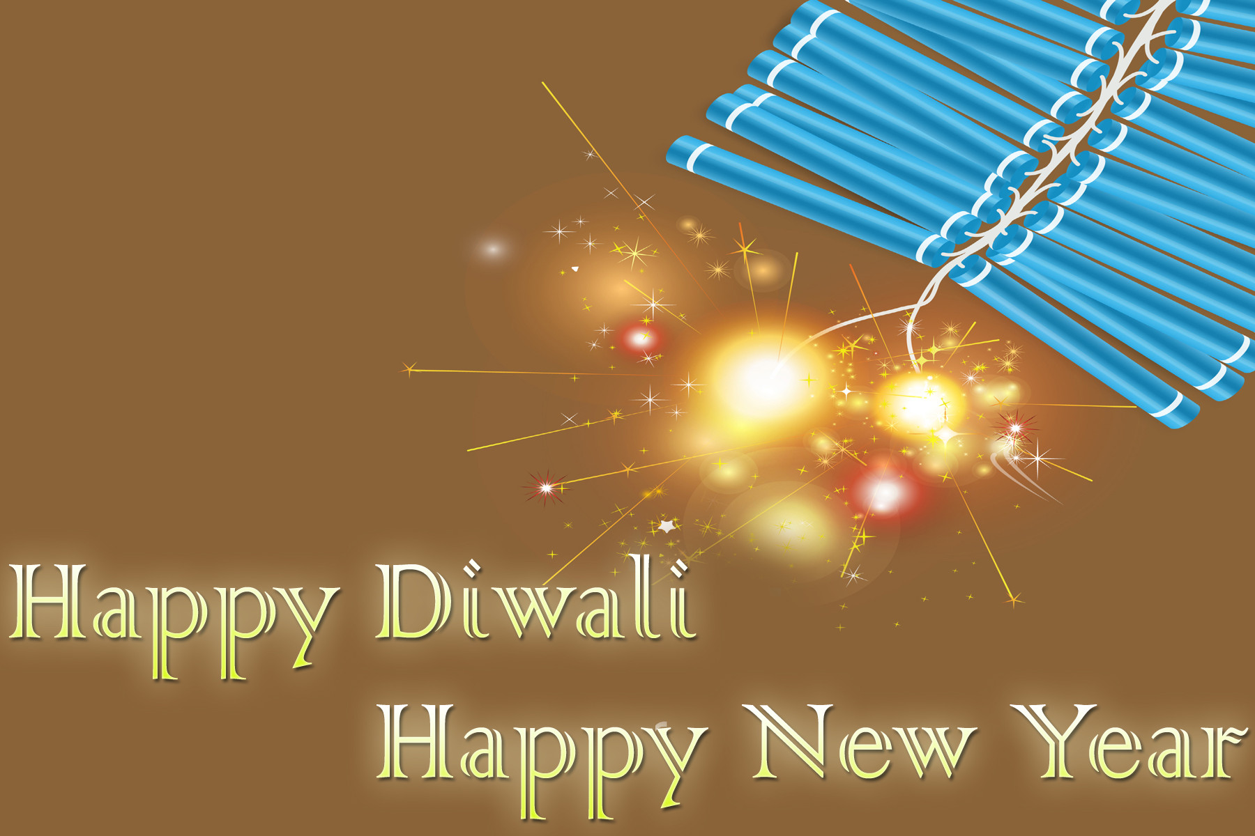 Happy Diwali Happy New Year Love Snd