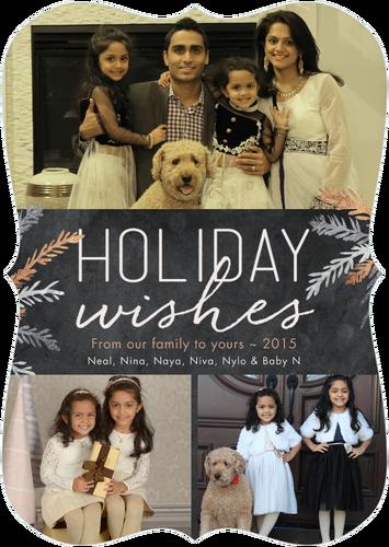 Ninas Holiday Card 2015