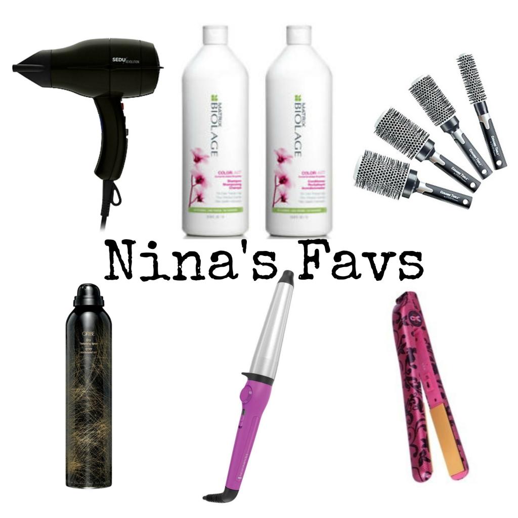 Ninas Favs