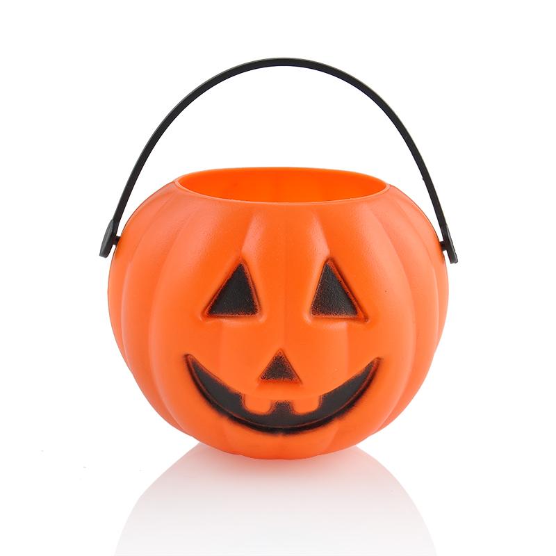 halloween-party-pumpkin-bucket-props-trick-treat-cosplay-toys-plastic-pumpkin-halloween-decoration-pouch-holder
